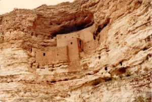 pueblo close up