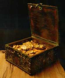 Forrest Fenn's Treasure Chest