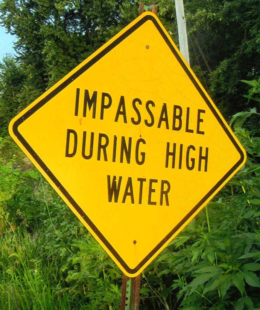 impassable