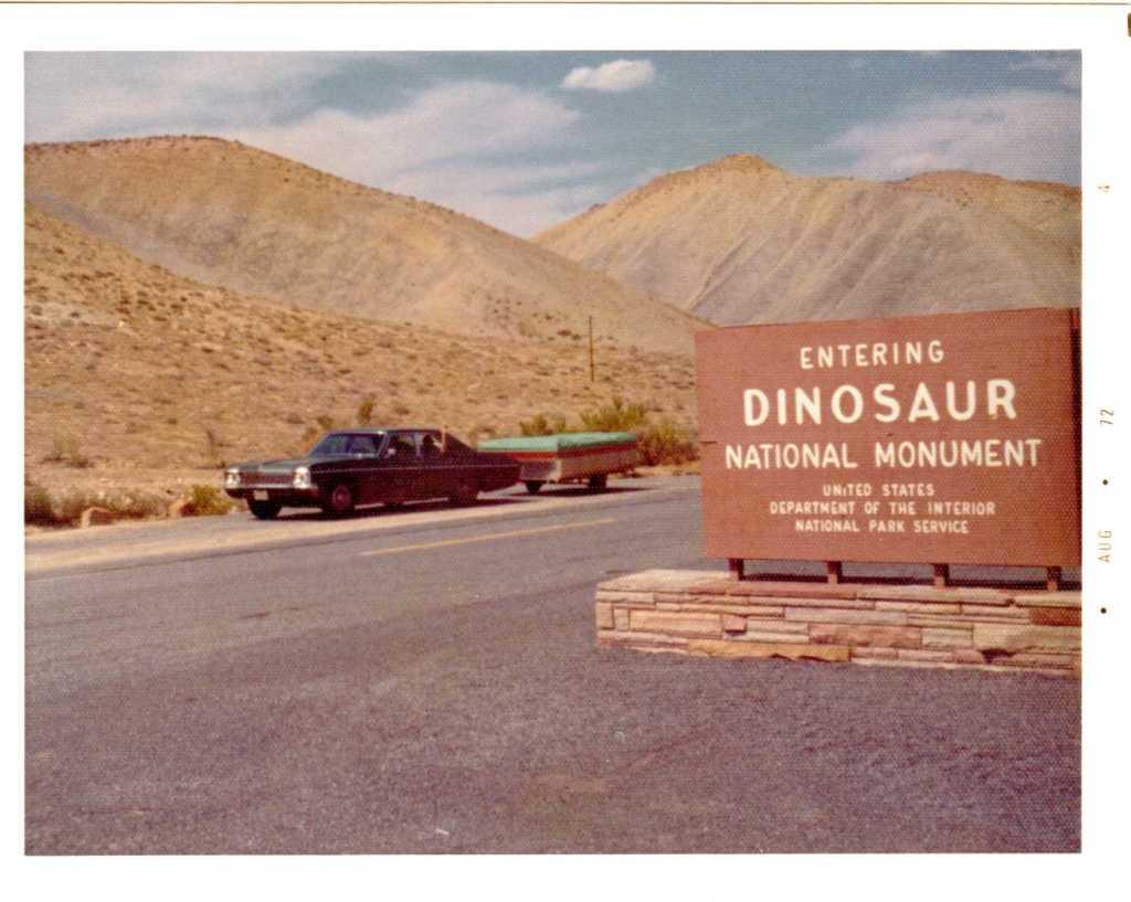 nimrod at dinosaur