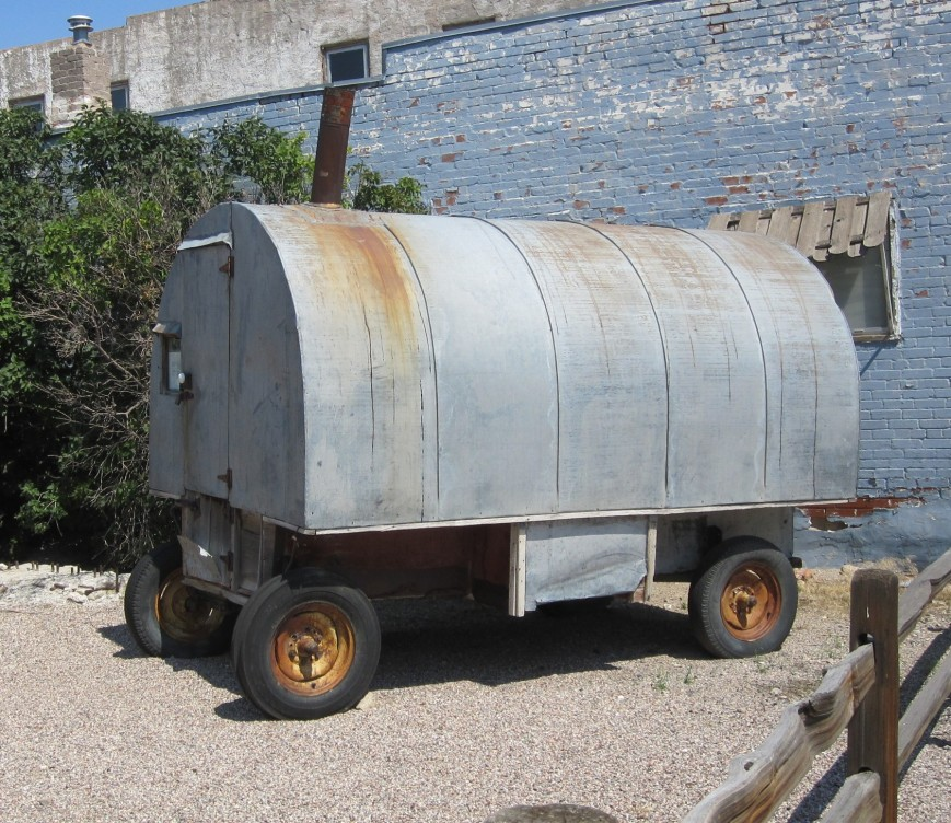Chugwater Sheep Wagon