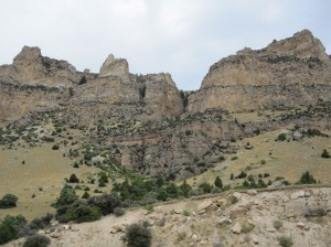 Tensleep Canyon