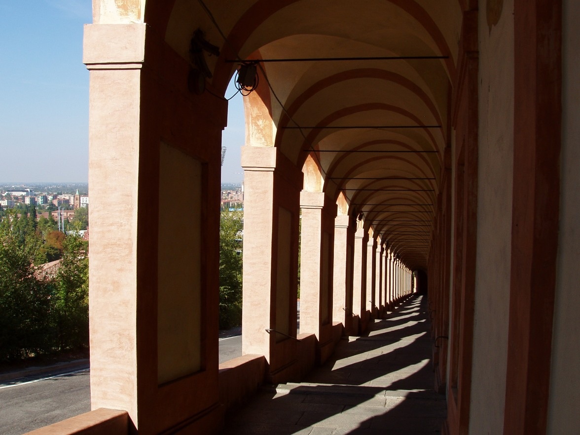 Arches in Shadow