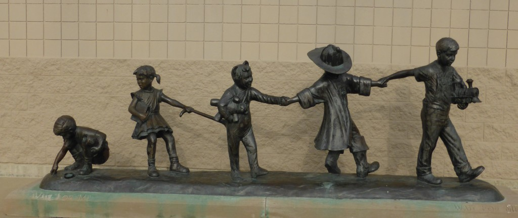 kids sculpture
