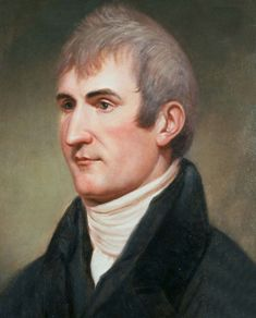 Meriwether Lewis by Charles Wilson Peale