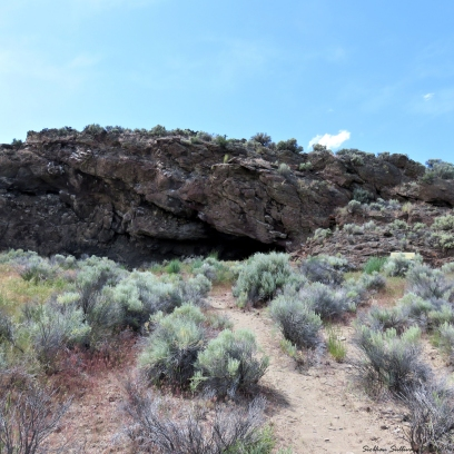 Fort Rock Cave 9June2016