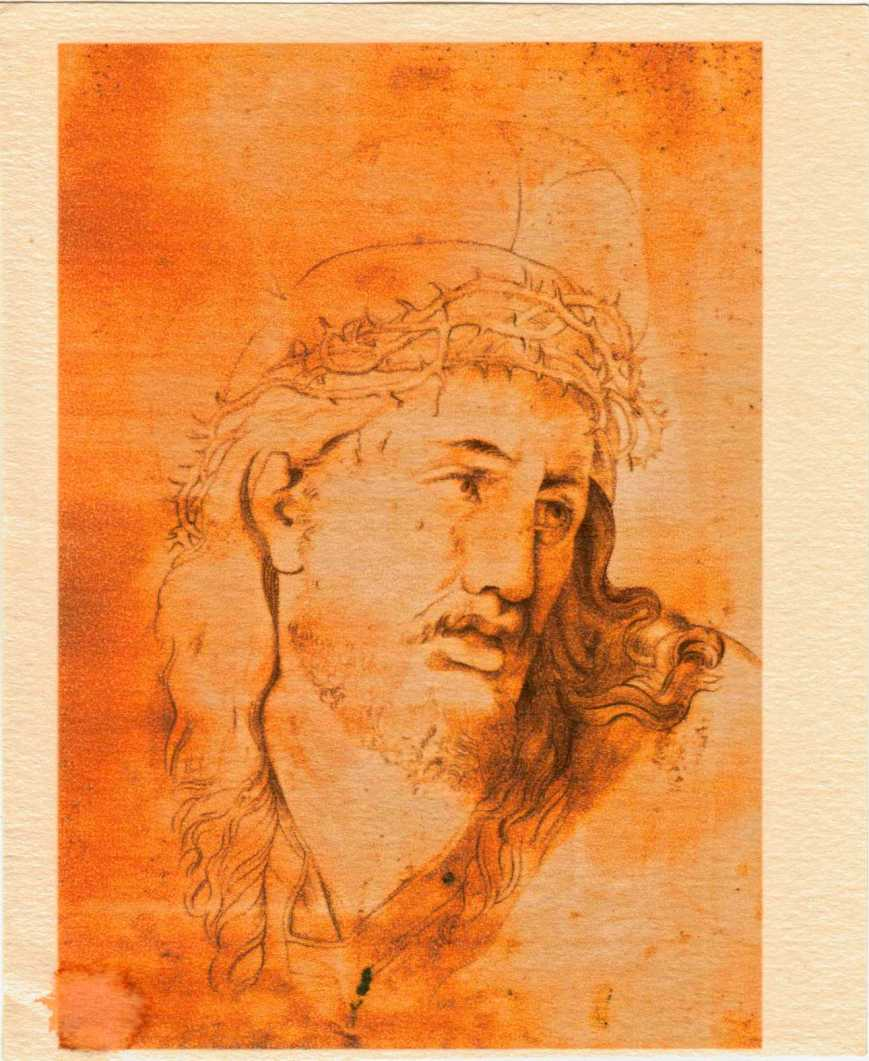 Drawing of Christ copy
